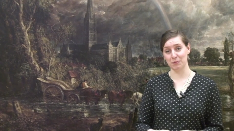 Thumbnail for entry £23m masterpiece in the care of Nottingham alumna
