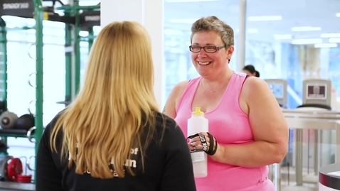 Thumbnail for entry UoNSport Supported Fitness Sessions – Clare's Story