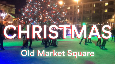 Thumbnail for entry Vlog: Nottingham Christmas market