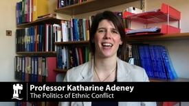 M13200 The Politics of Ethnic Conflict