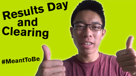 Thumbnail for entry Results Day, Clearing and Adjustment - #MeantToBe