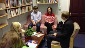 Studying English at Nottingham