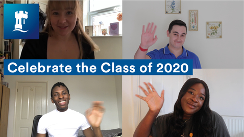 Thumbnail for entry Celebrate the Class of 2020 #WeAreUoN
