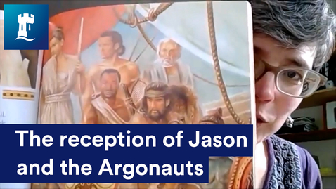 Thumbnail for entry Helen Lovatt and the Argonautica