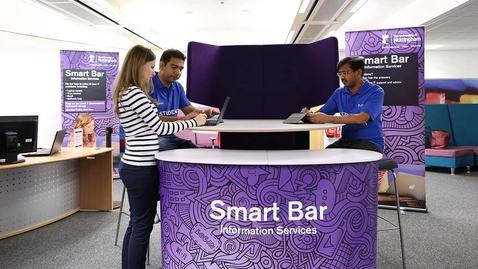 Thumbnail for entry The Smart Bar