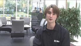 Michael Coward - BSc Computer Science with Artificial Intelligence