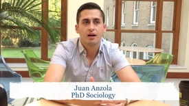 Thumbnail for entry Juan Anzola_PhD Sociology