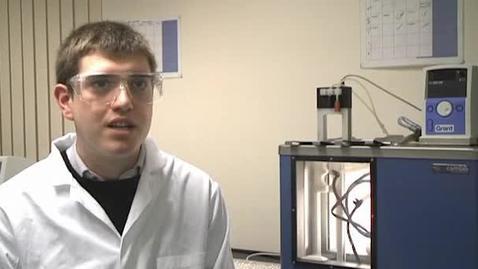 Thumbnail for entry Sebastian Latwiel - MSc Applied Biomolecular Technology