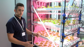 Thumbnail for entry HydroGarden –  cultivating eco-systems for the future