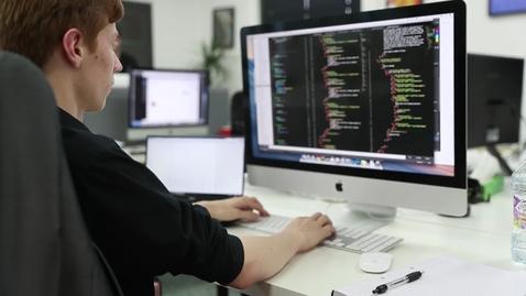 Thumbnail for entry Nottingham Internship Scheme - Improving my coding skills