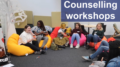 Thumbnail for entry Counselling Workshop