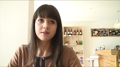 Thumbnail for entry Anastassiya Chshegreneva - BA International Communications with Chinese