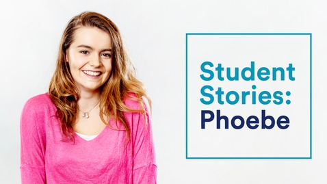 Thumbnail for entry UoN Student Stories: Phoebe