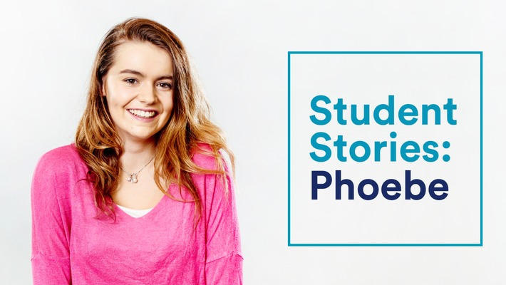 UoN Student Stories: Phoebe