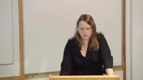 Thumbnail for entry June 2009 E-Learning Seminar - Sally Hanford