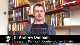 Thumbnail for entry M13115 Ideas and Politics in Contemporary Britain