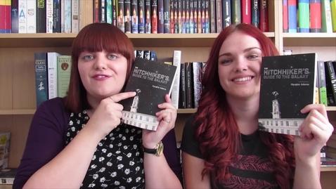 Thumbnail for entry Vlog: Nottingham Reading Programme 2016