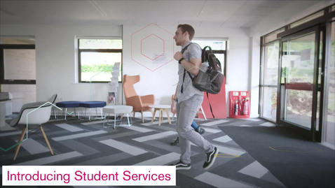 Thumbnail for entry Student Services at The University of Nottingham