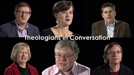 Thumbnail for entry Theologians in Conversation; Protestant vs Catholic Part 1 with Alan Ford