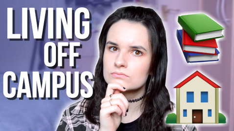 Thumbnail for entry Vlog: Living off campus