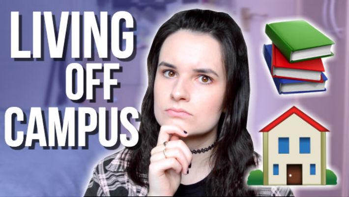 Vlog: Living off campus