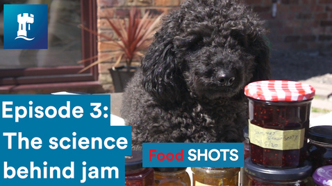 Thumbnail for entry FoodSHOTS Episode 3: Jams, fruit preserves and pectin