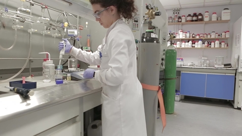Thumbnail for entry The student view: MSc in Drug Discovery and Pharmaceutical Sciences
