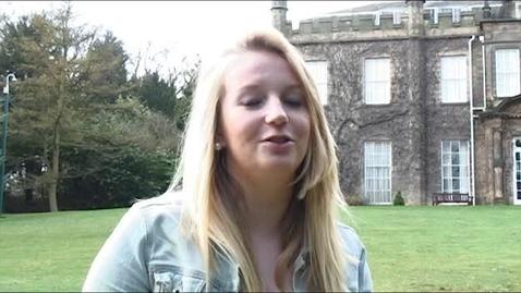 Thumbnail for entry Abigail Jones - BA Geography