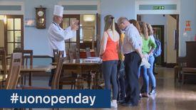 Open days: accommodation