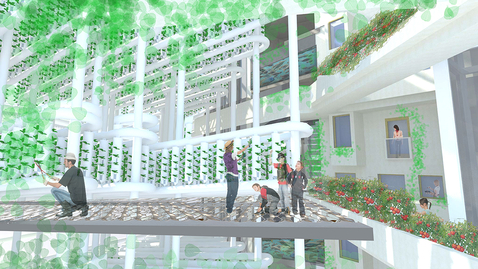 Thumbnail for entry Vertical Farming and Urban Agriculture conference 2014