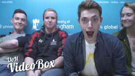 Tips for new students | #UoNVideoBox