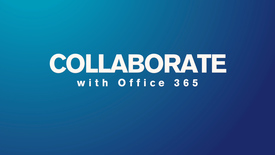 Thumbnail for entry Collaborating on group projects with Office 365