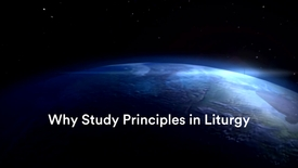 Thumbnail for entry Why Study Principles in Liturgy with Tom O'Loughlin