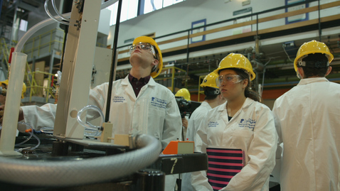 Thumbnail for entry Studying Chemical and Environmental Engineering at The University of Nottingham... it's #MeantToBe