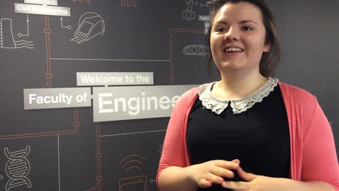 Thumbnail for entry Women in Engineering