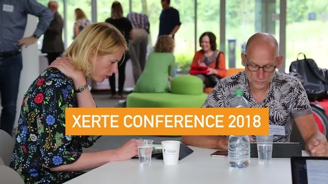 Thumbnail for entry Xerte Conference 2018