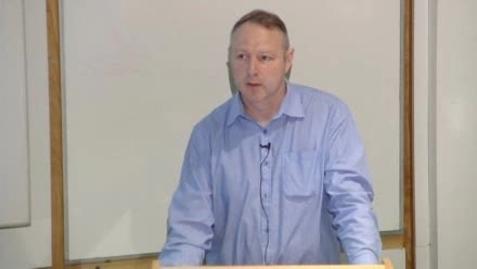 Thumbnail for entry June 2009 E-Learning Seminar - Richard Windle