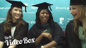 Tips for Freshers from Graduates | #UoNVideoBox