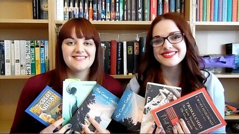 Thumbnail for entry Vlog: Nottingham Reading Programme
