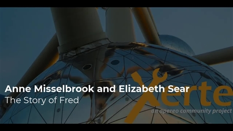 Thumbnail for entry Anne Misselbrook and Elizabeth Sear - The Story of Fred