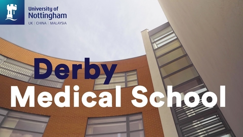 Thumbnail for entry Derby Medical School