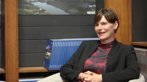 Thumbnail for entry Karen Cox - Career Profile