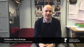 Cultures, Languages and Area Studies Module in a Minute: Understanding Cultural Industries