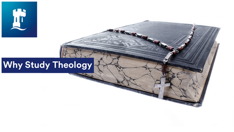 Thumbnail for entry Why Study Theology with Dr Marian Kelsey