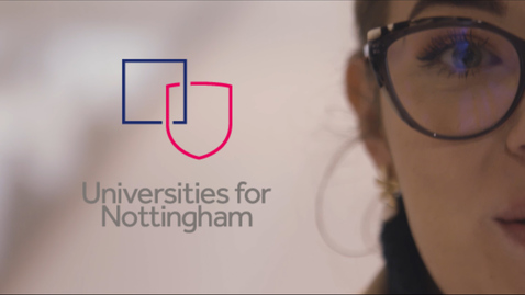 Thumbnail for entry #UniversitiesForNottingham  | What makes a place a place?