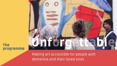Thumbnail for entry Viewing Art in The Netherlands: The Unforgettable Programme