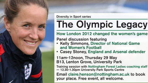 Thumbnail for entry The Olympic Legacy: How London 2012 changed the women's game