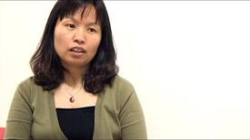 Thumbnail for entry Dr Yan Wang talks about her research into Orthoses