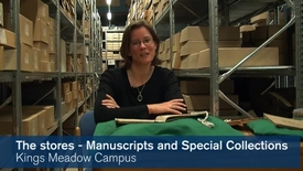 Thumbnail for entry The Store - Manuscripts and Special Collections