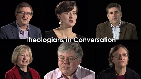 Thumbnail for entry Theologians in Conversation; The State of Ecumenism